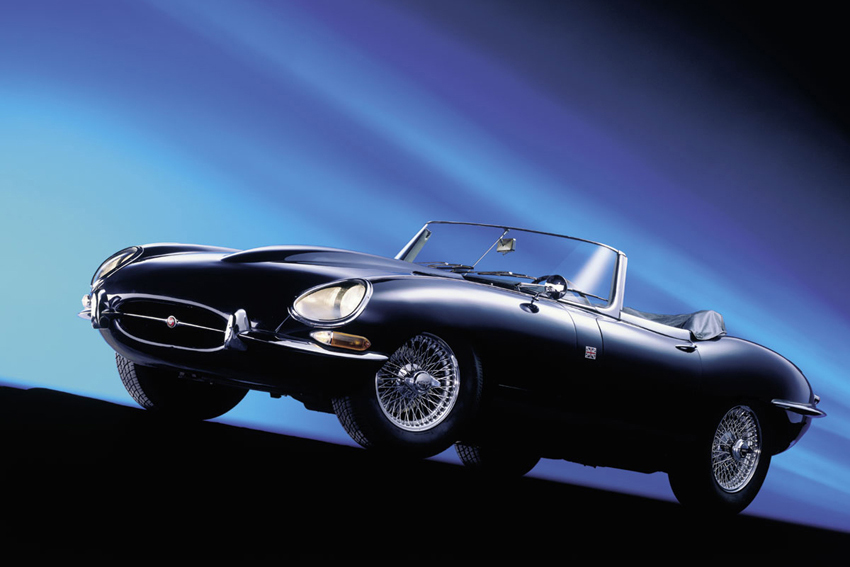 Jaguar E-type Series 1 3.8-Litre Roadster