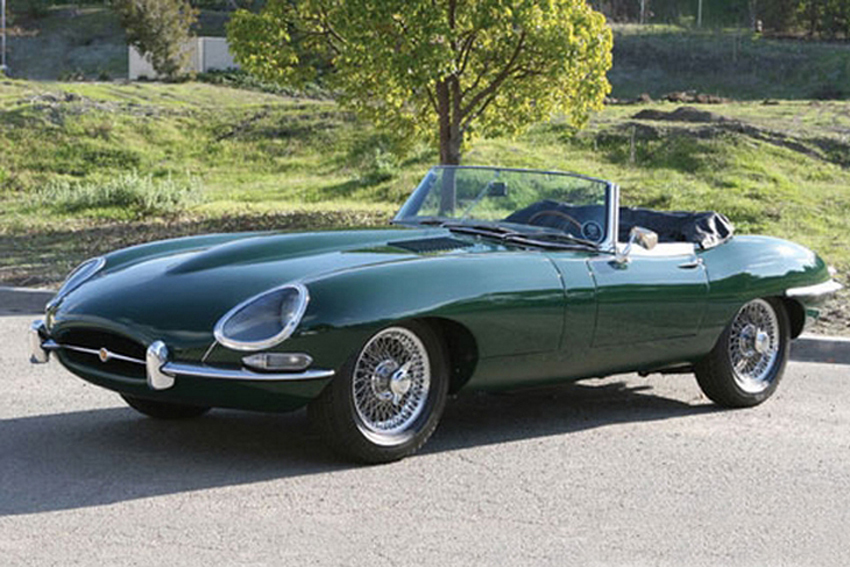 Jaguar E-type Series 1 4.2-Litre Roadster