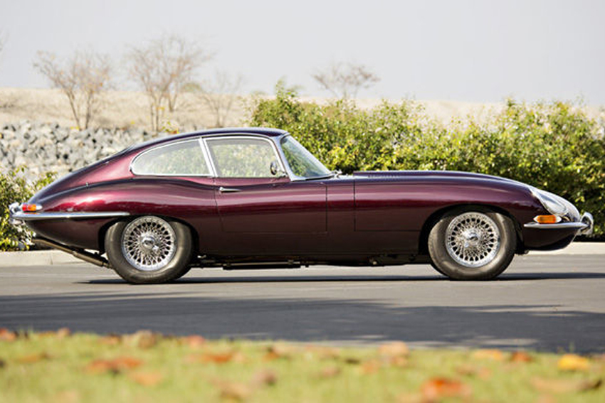 Jaguar E-type Series 1 3.8-Litre Fixedhead Coupé