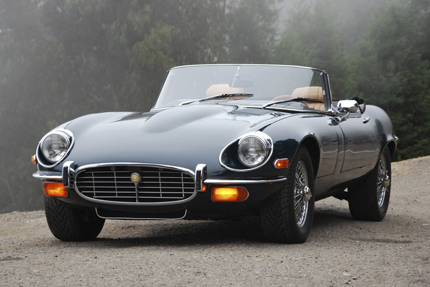 Jaguar E-type Series 3 V12 Roadster