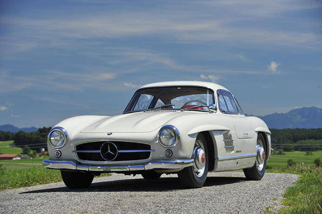 Mercedes-Benz 300 SL 'Gullwing'