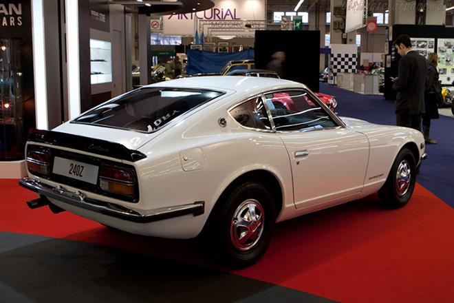 Nissan Datsun 240Z Classic Cars Index – K500
